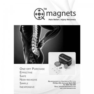 B&W Info on Q Magnetic Therapy products