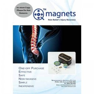 Color booklet - Info on Q Magnetic Therapy products