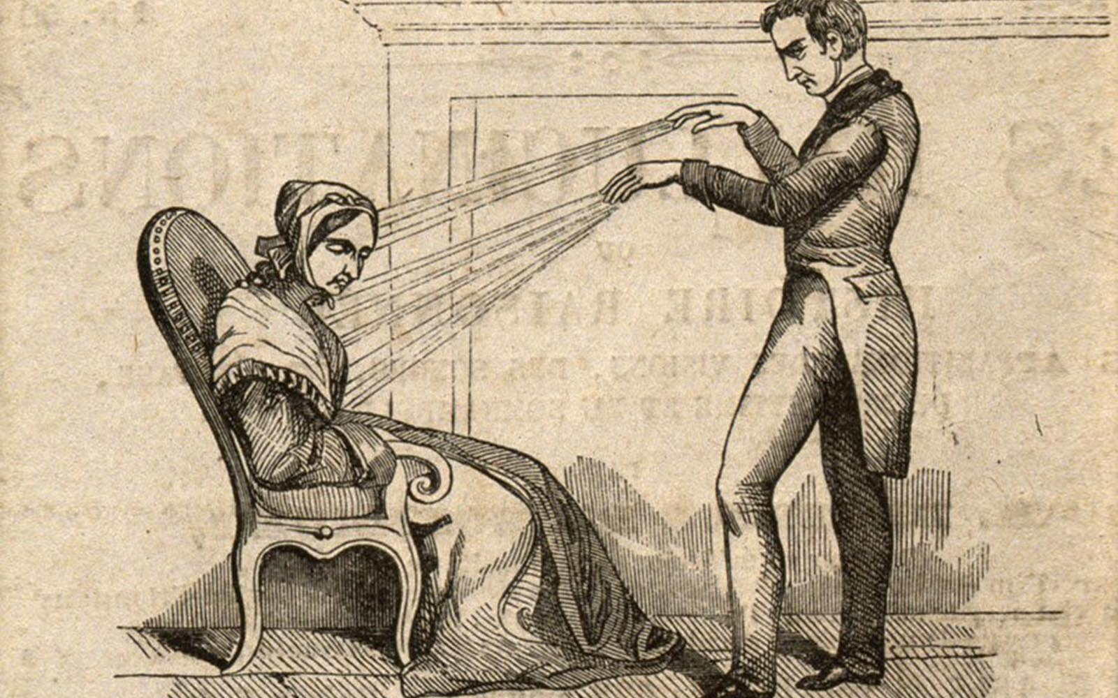 mesmerism and stigma of magnetic therapy