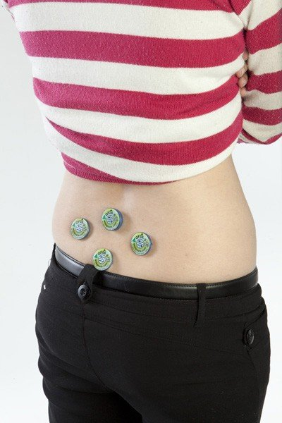 magnet therapy for chronic pain in lower back