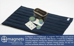 magnetic field therapy products by q magnets australia